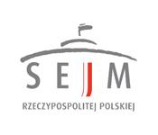 Logo Sejm RZECZYPOSPOLITEJ POLSKIEJ